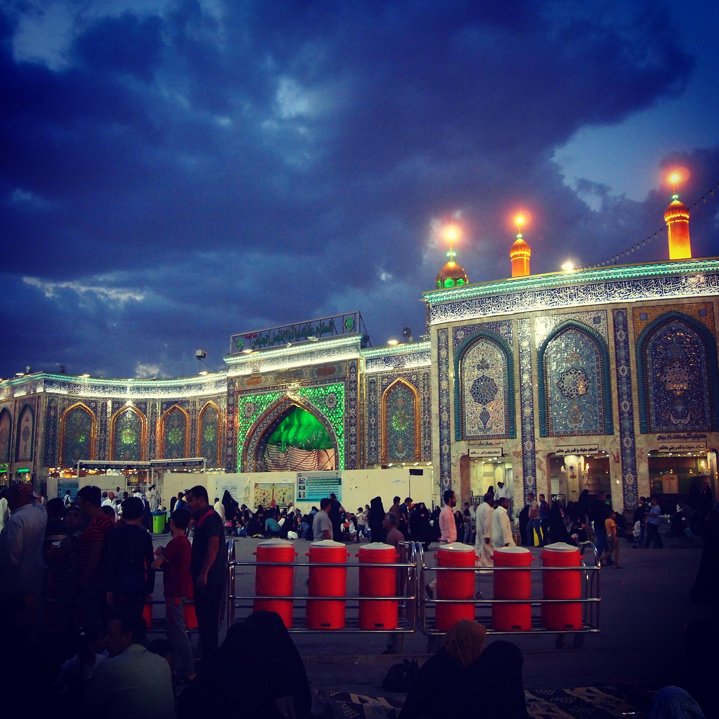 Shrine of Abbas — Karbala, Iraq