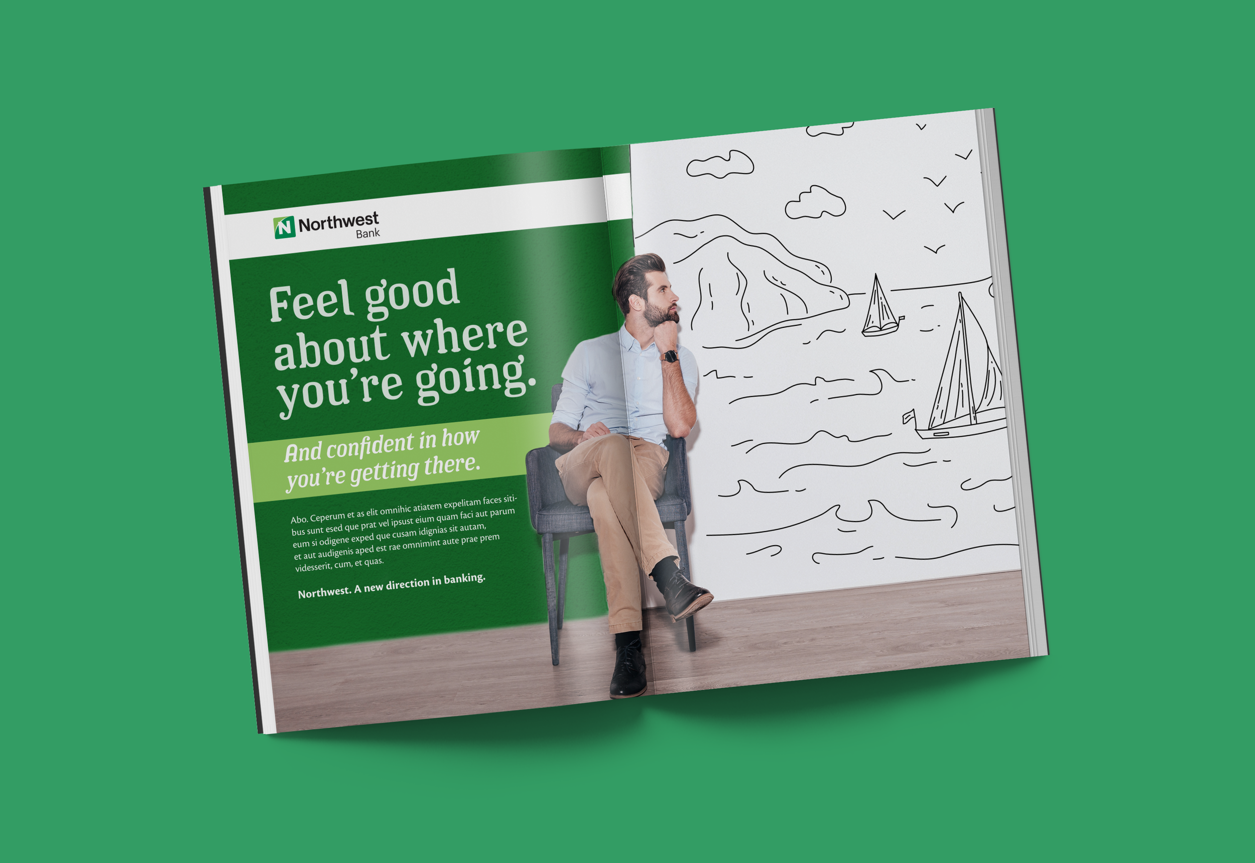 NORTHWEST BANK |  Focus on what matters