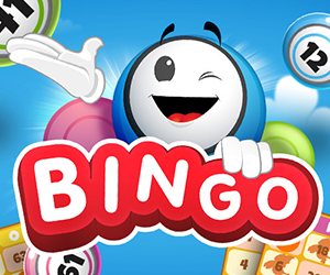 Join us every three months for BINGO! Great prizes too.  Look for dates in our events section.