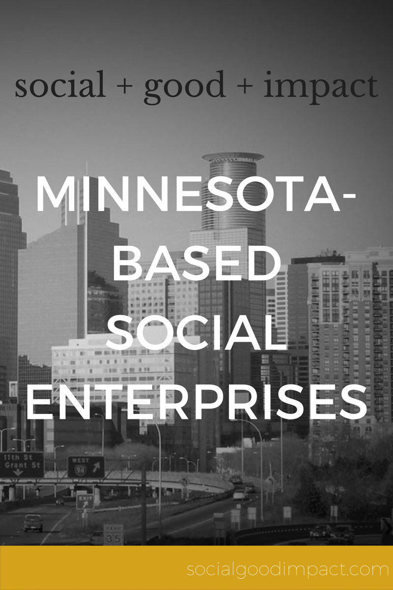 Minnesota-based social enterprises