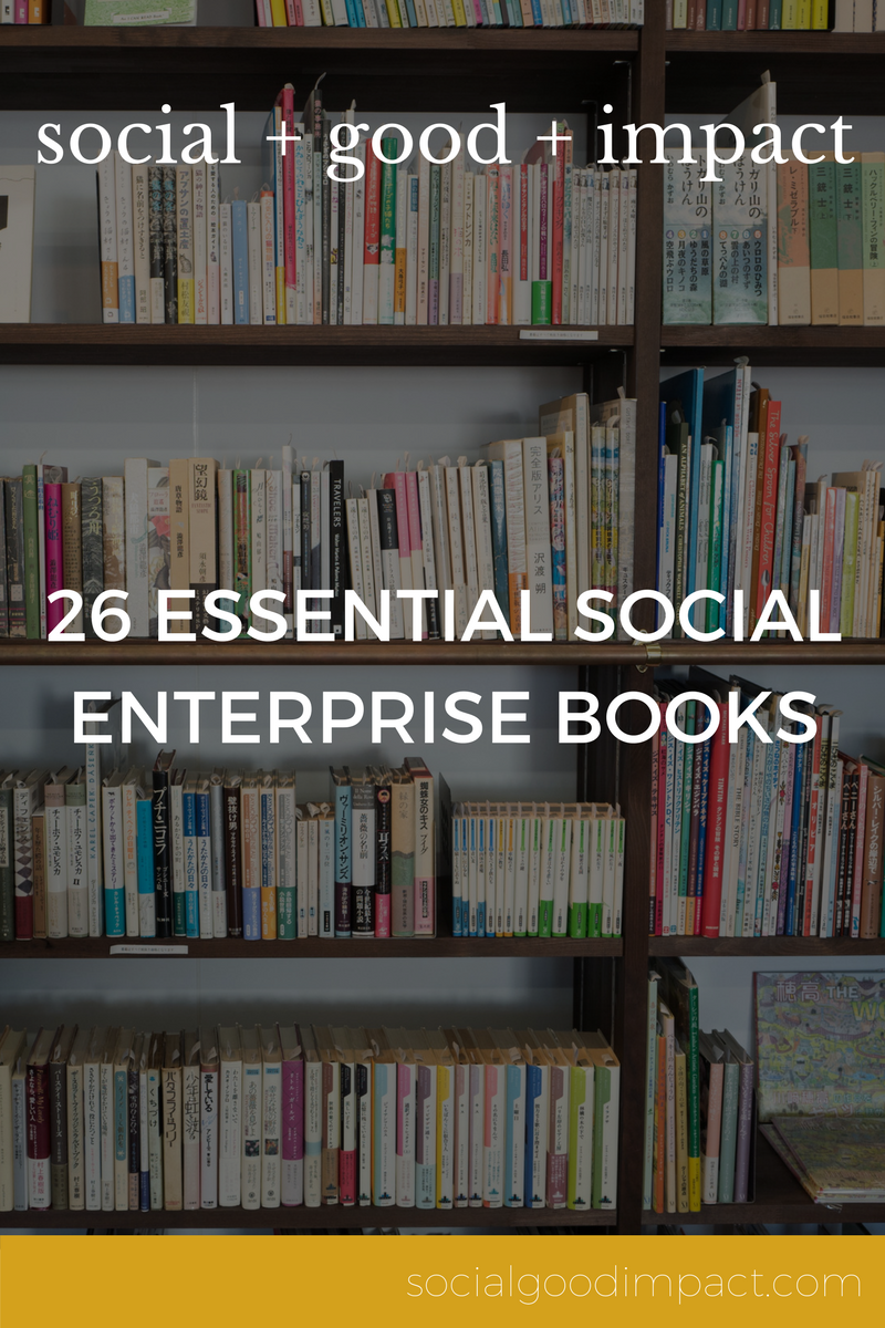 Social Enterprise Books