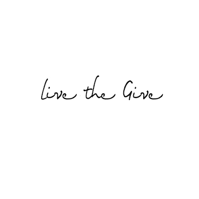 Live the Give social enterprise