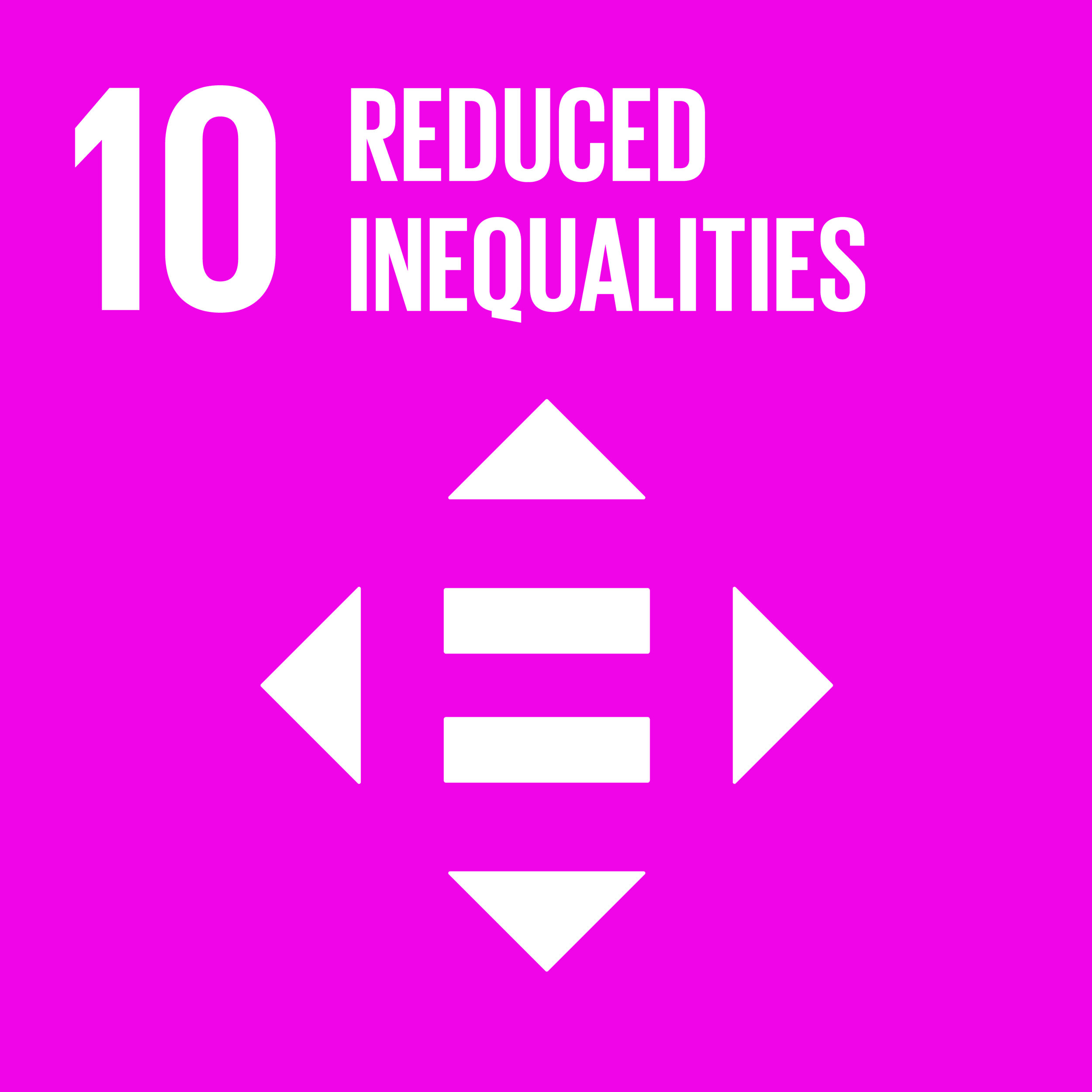 Sustainable Development Goals 10