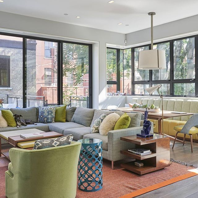 The Belden home is bold, bright and ready for Fall!  #fallcolors #homeinspiration #homeinspo #mavrekdevelopment #interiors