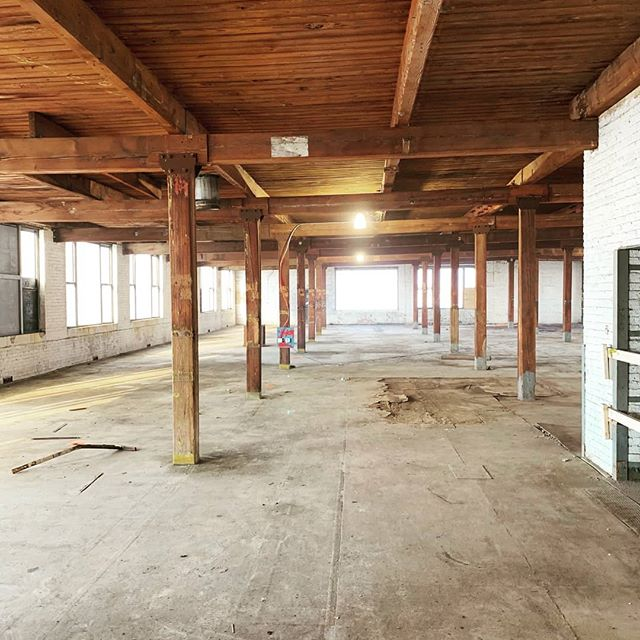 Take a look at those timbers!  #reuse #building #mavrekdevelopment