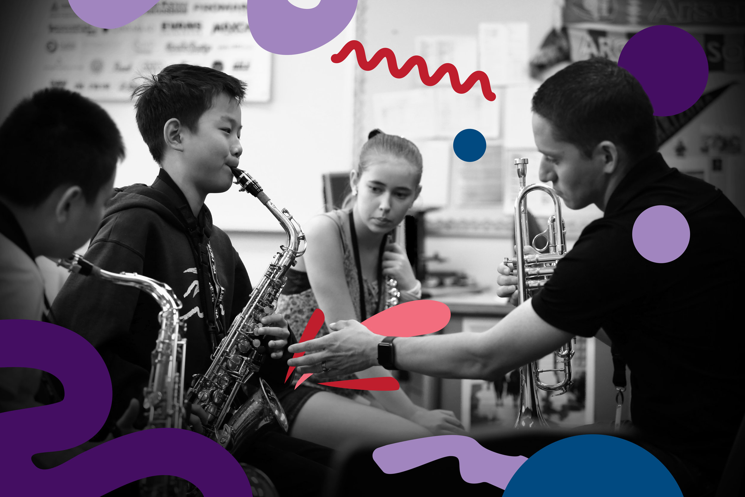 students - We know the power music learning has in developing the lives of our students, communities and our schools.We desire this symposium to be a catalyst for a renewed and energized community of student musicians and the music teachers who serve and lead them. Through transformation by way of instruction, reflection, and commitment to the greater good we can transform our local context.