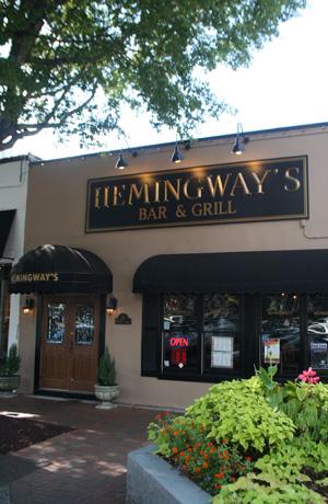 Hemingway's Bar & Grill