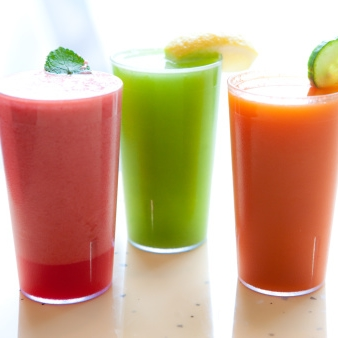 Updog Smoothies & Juices