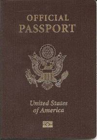 An official passport is issued to an employee or official of the U.S. Government traveling abroad to carry out official duties. This same type of passport can be issued to spouses and family members of such persons when authorized by the Department of State.
