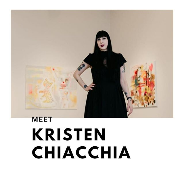 Meet the Juror for the 2019 National Juried Show, Kristen Chiacchia! Kristen is the Executive Director and Chief Coordinator at Second Street Gallery, a 501(c)3 art space in Charlottesville, Virginia. We are so incredibly excited for Kristen to be involved in this show and we hope you'll consider entering this year! You can find Kristen's long list of credentials and info about applying for this year's National Juried Show at LarkinArts.com/2019-National 💛