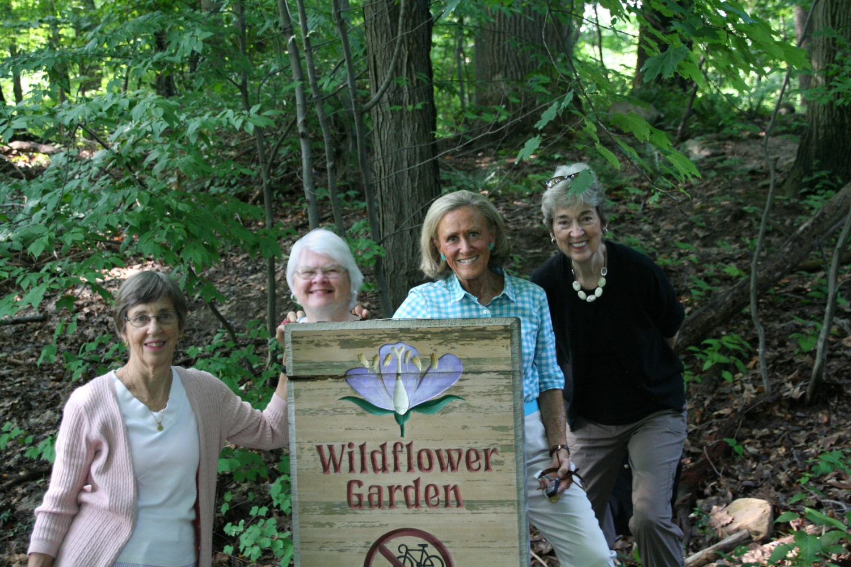 8-the Nature Center Rusty Knight Wildflower Garden.JPG