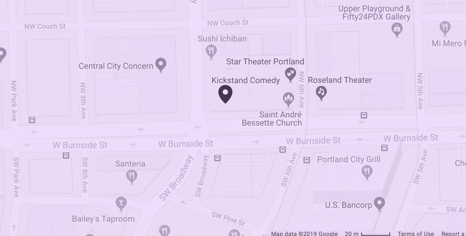 Where We're At - 16 NW Broadway, Portland, OR 97209