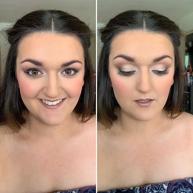 After taking some much needed time off to have my baby girl and spend time with my kiddos these past few months, it was so great to start wedding season off this weekend!! Congratulations to my beautiful bride @katieburden818 on her @centennialspokane wedding yesterday! 💗 . . . . . #bridalmakeup #bride #wedding #weddingday #weddingmakeup #promakeup #makeupartist #airbrush #weddingseason #weddingphotography #beautyblogger  #pnwweddings #pnw #spokanewedding #spokanemakeupartist #spokanebride #cdamakeupartist #spokanephotographer #pnwbride #brides #bridemaids #weddingparty #bridesmaidmakeup #bridalparty