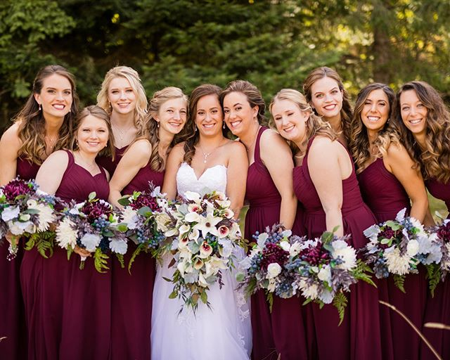 Wedding season is here! Get your glam squad ready. Pro hair and makeup is an absolute MUST on your big day ✨💋#blacktiebeautypro . . . . . #bridalmakeup #bride #wedding #weddingday #weddingmakeup #weddinghairstyle #promakeup #makeupartist #airbrush #weddingseason #weddingphotography #beautyblogger #pnwweddings #pnw #spokanewedding #spokanemakeupartist #spokanebride #cdamakeupartist #spokanephotographer #pnwbride  #bridemaids #weddingparty #bridesmaidmakeup #bridalparty #rusticwedding