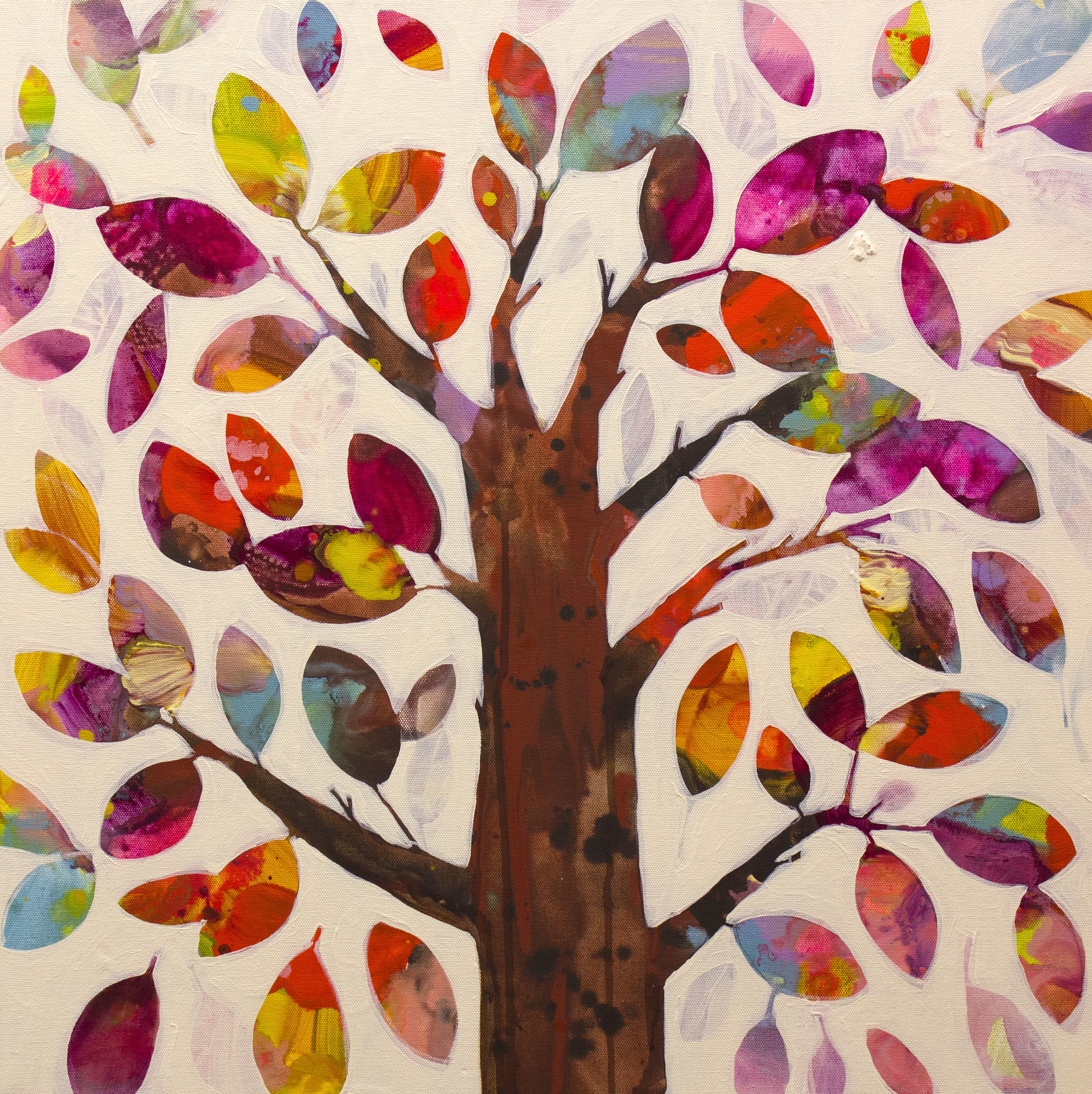 LOVE TREE III | 50 x 50cm $370