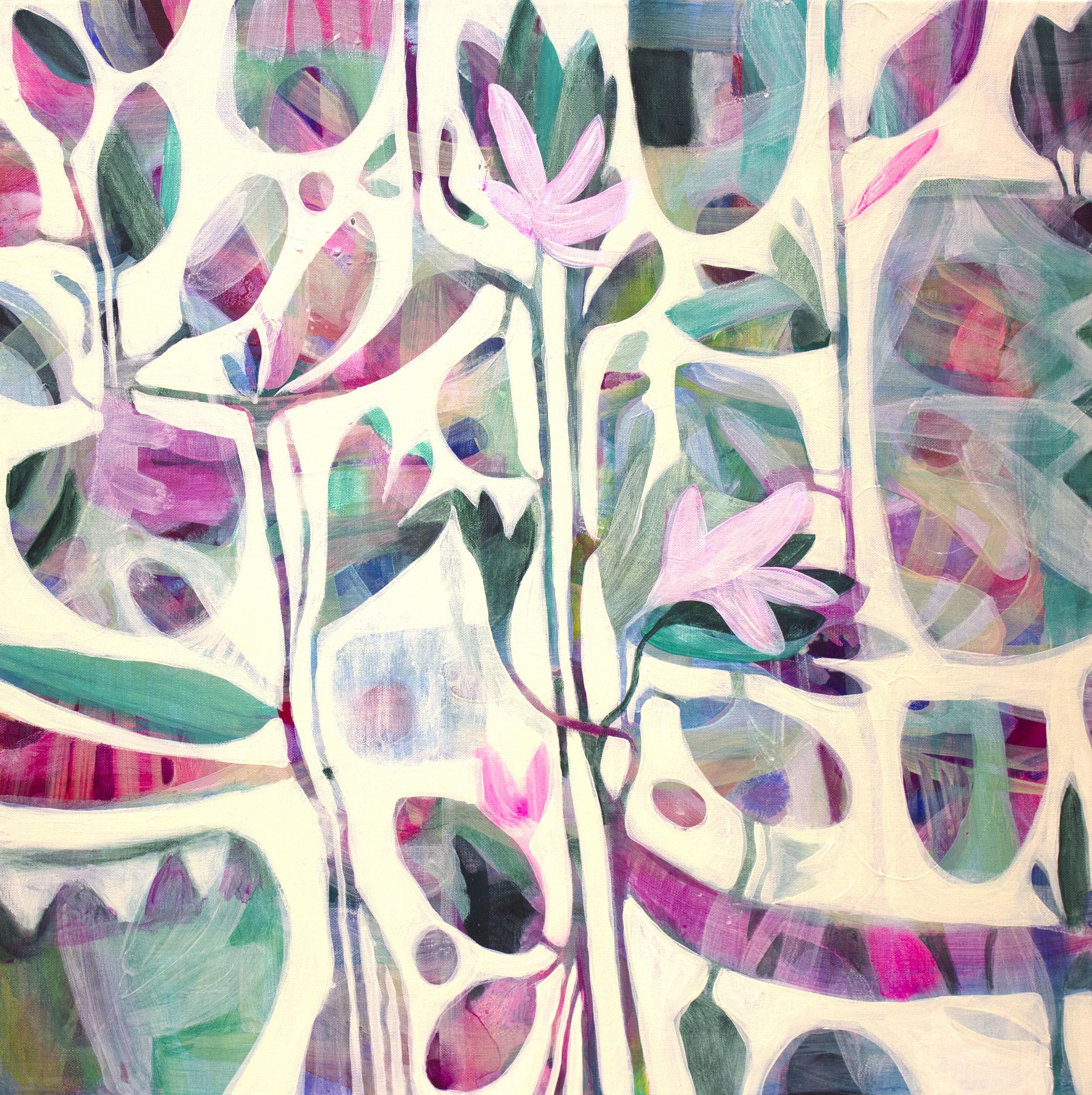 GENTLE SWAY | 50 x 50 cm $370