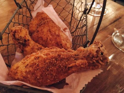 Fried chicken- part 2