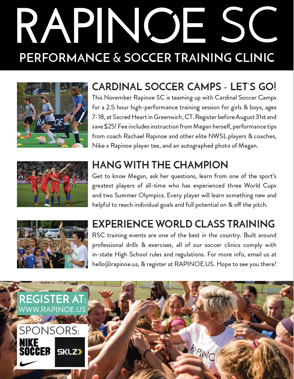 Train with a Champion — Cardinal Soccer Camps