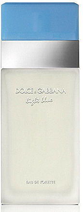 DOLCE & GABBANA // LIGHT BLUE