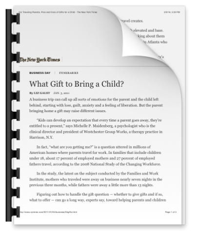 What Gift to Bring a Child?