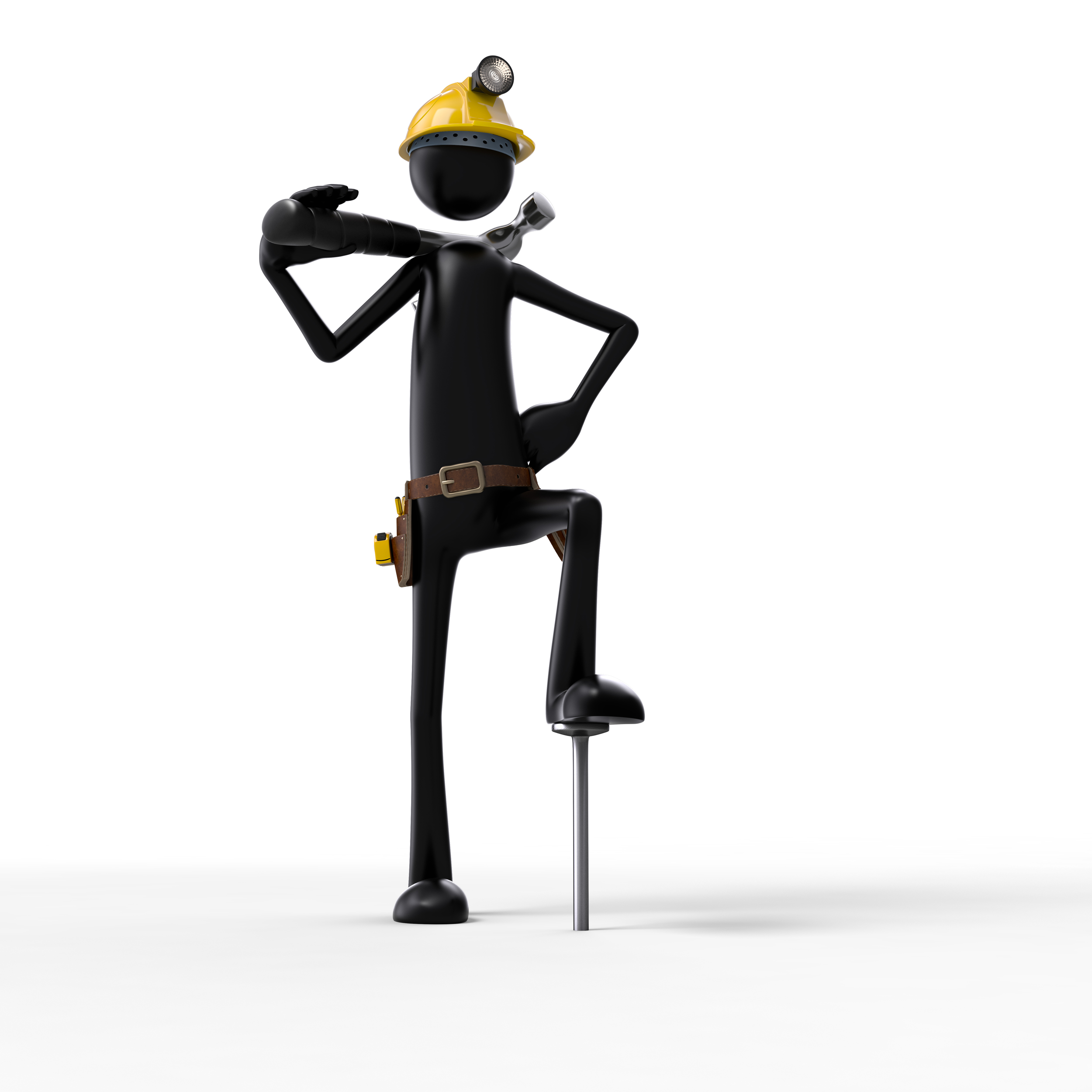 Construction Character Stands Accomplished.jpg