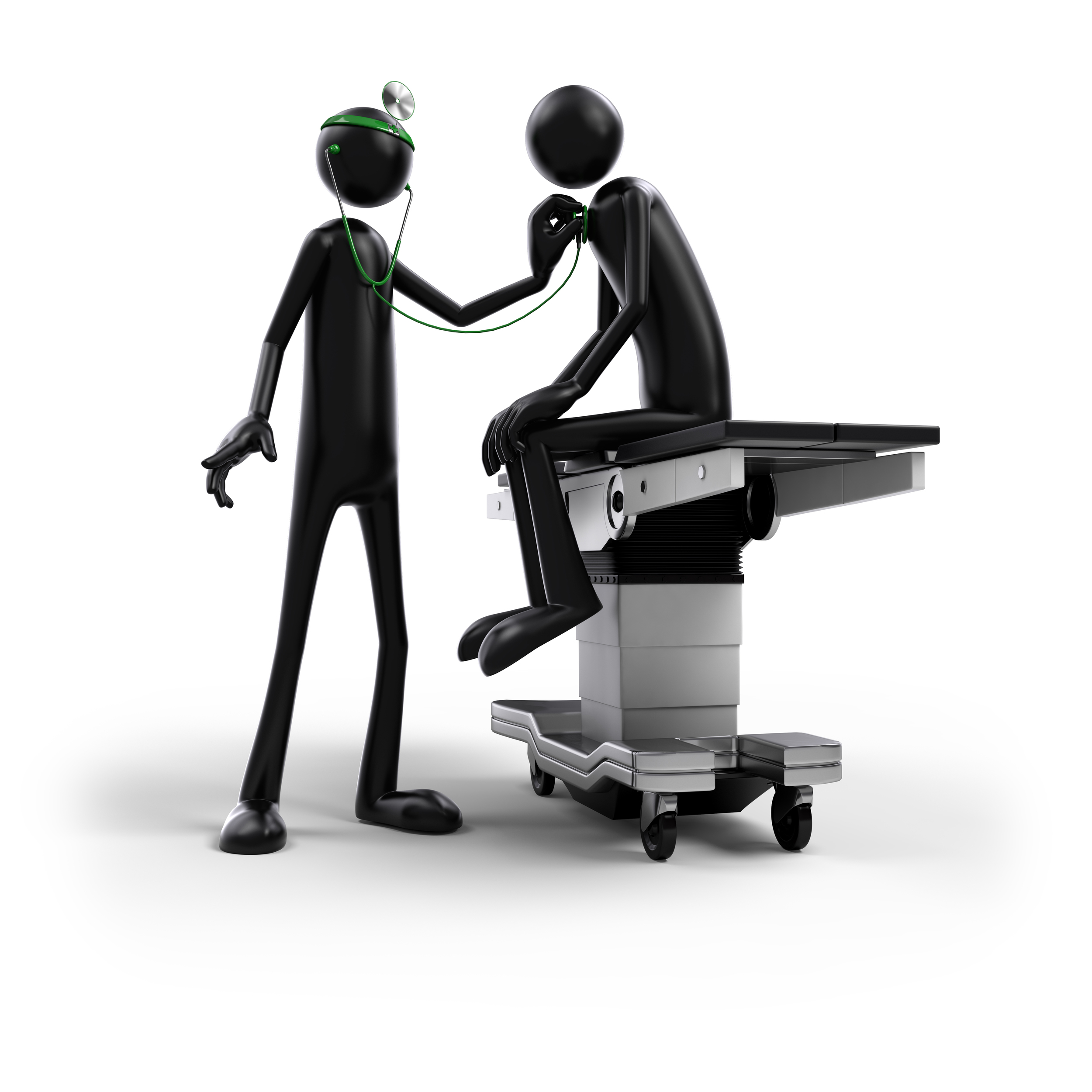 Doctor Character examines a patient.jpg