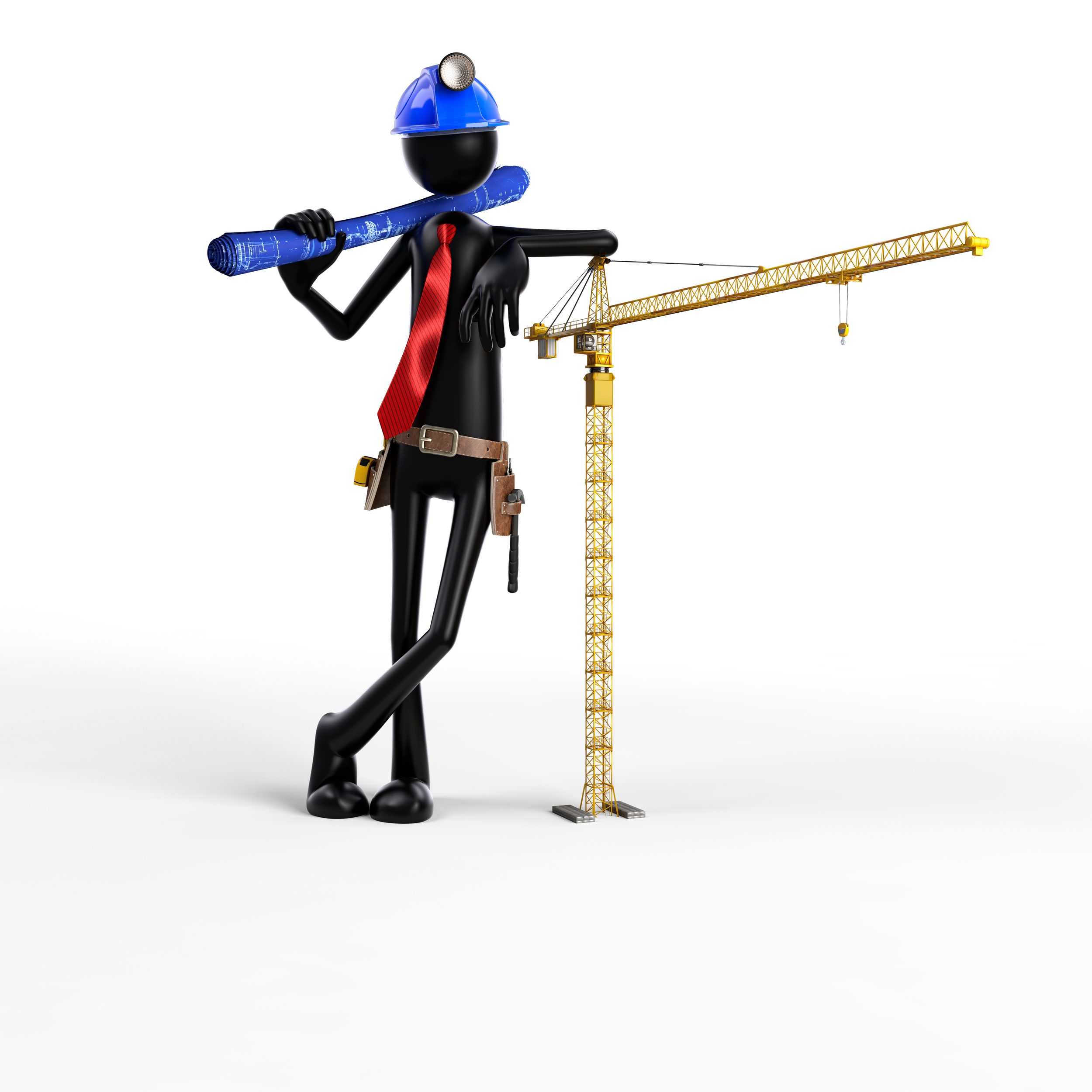 Engineer Character Stands Ready to Build.jpg