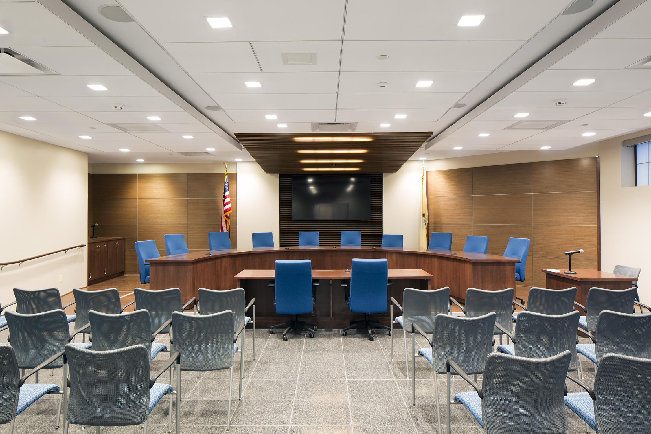 PVSC Commissioner's Meeting Room