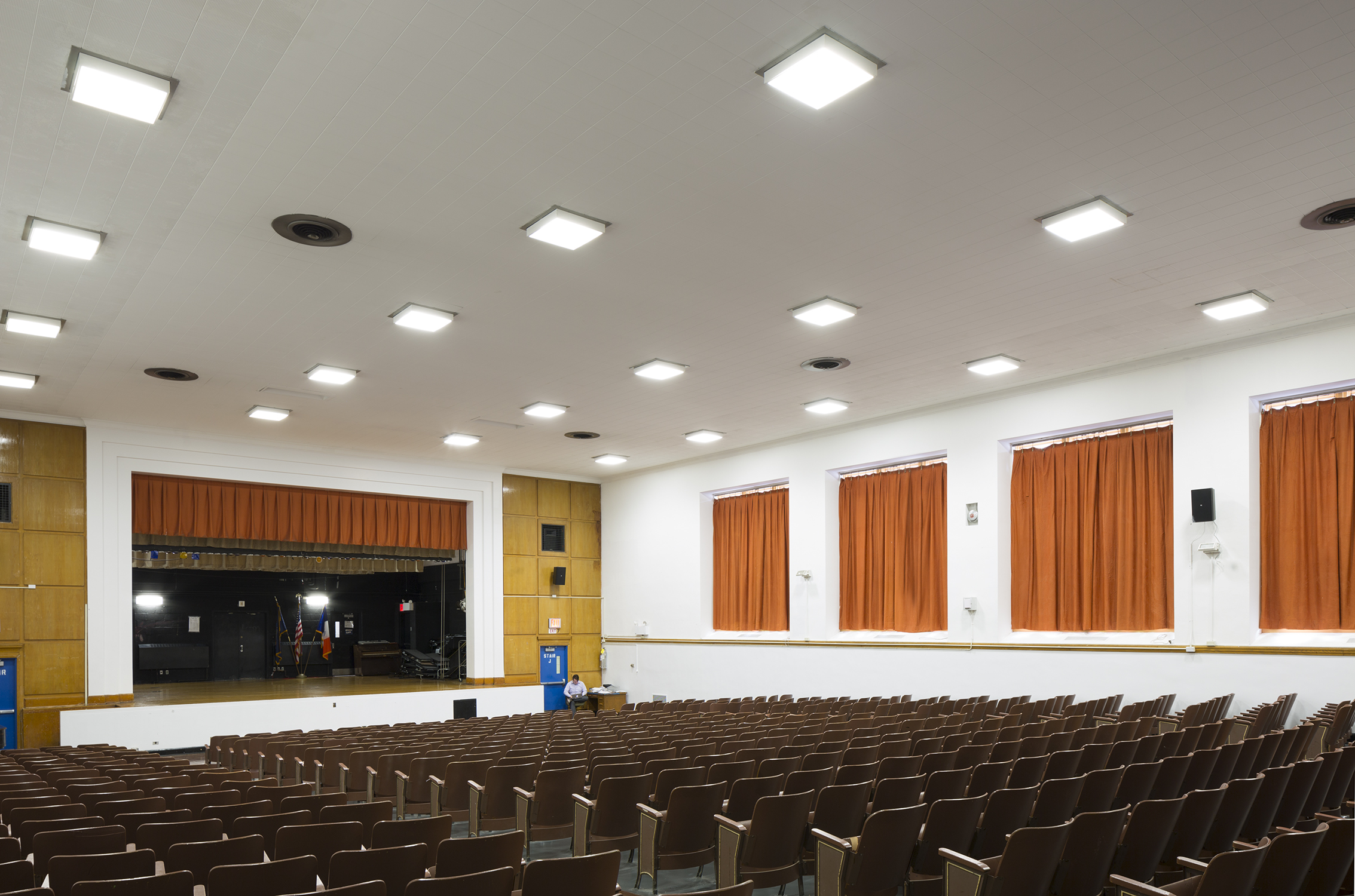 IS 322X Auditorium