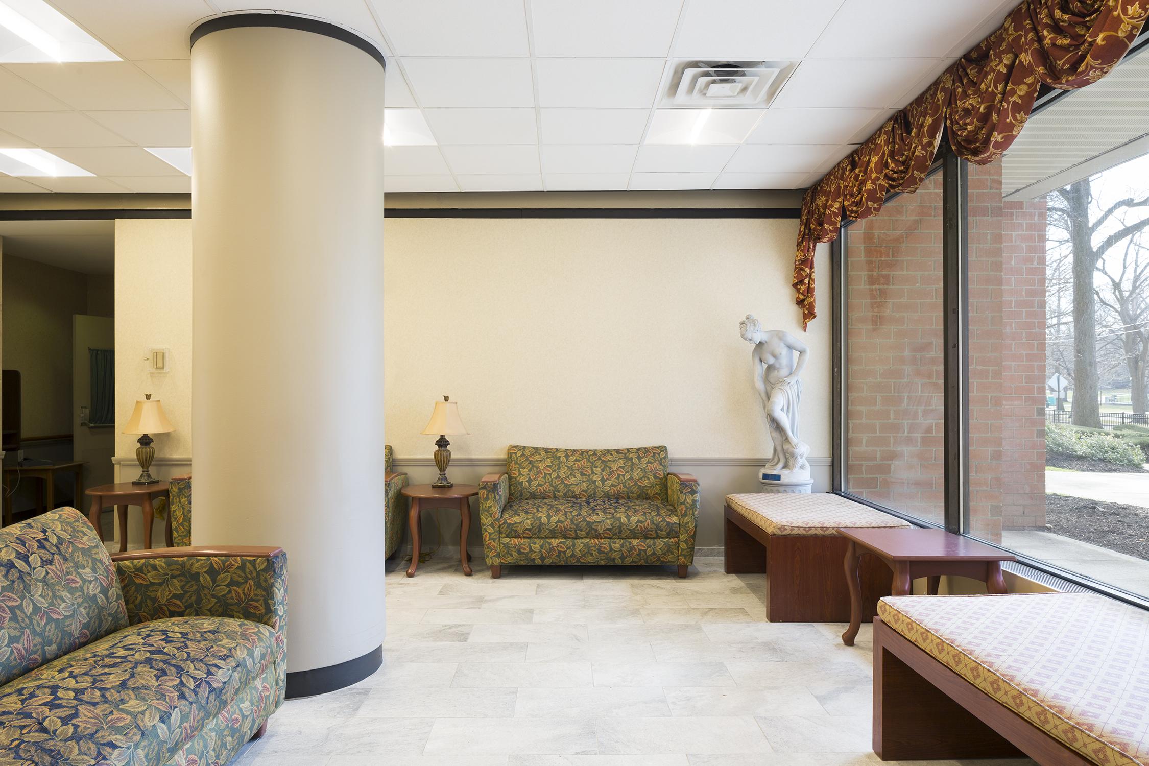 Oakwood Towers Interior