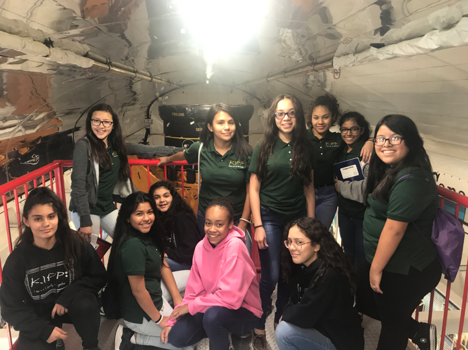 Visit to Space Center Houston - 8th Grade / Big Data Unit