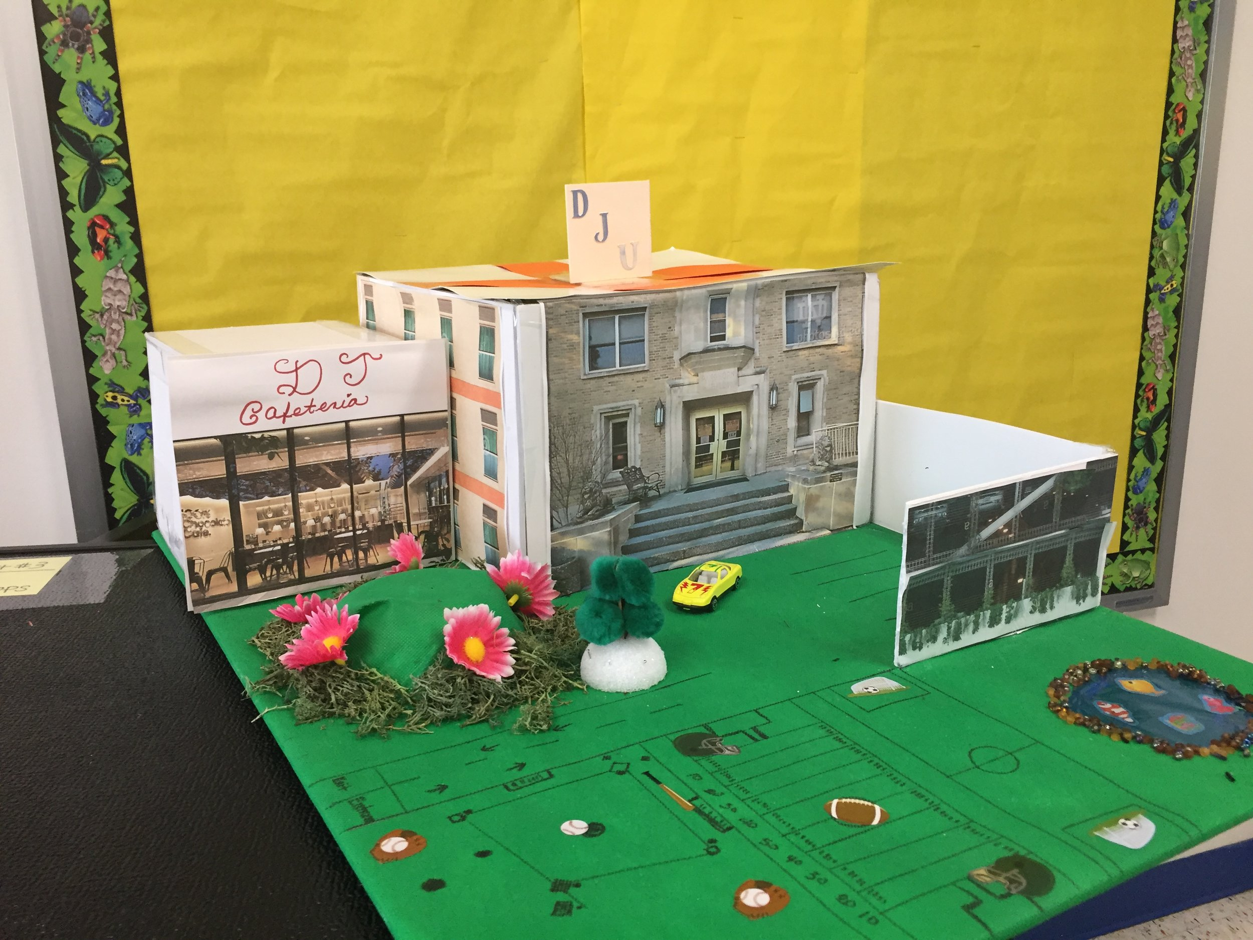 Diverse and Biodiverse Campus Plan - 7th Grade / Diversity and Biodiversity