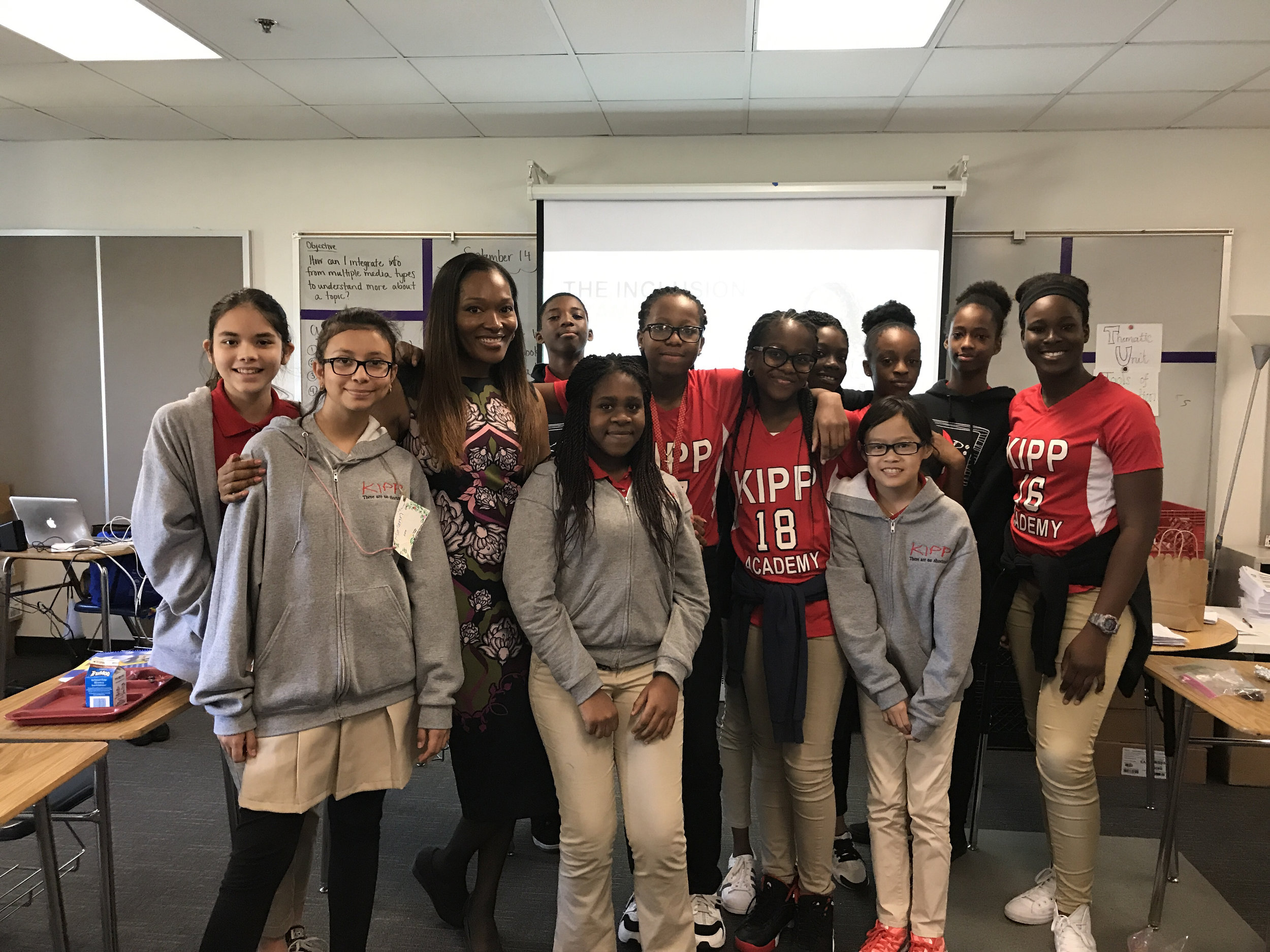 Adeola Aduwole, Direction of Learning and Organizational Development at the National Diversity Council - 7th Grade / Diversity & Biodiversity