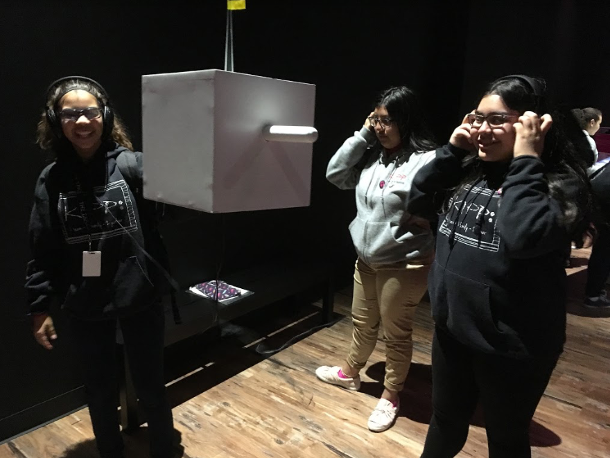 Field Lesson to Health Museum (Biorhythms exhibit) - 7th Grade / How the Body Works