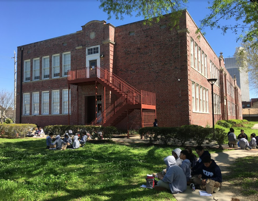 The African American Library at the George School - 5th Grade / The Impact of Slavery