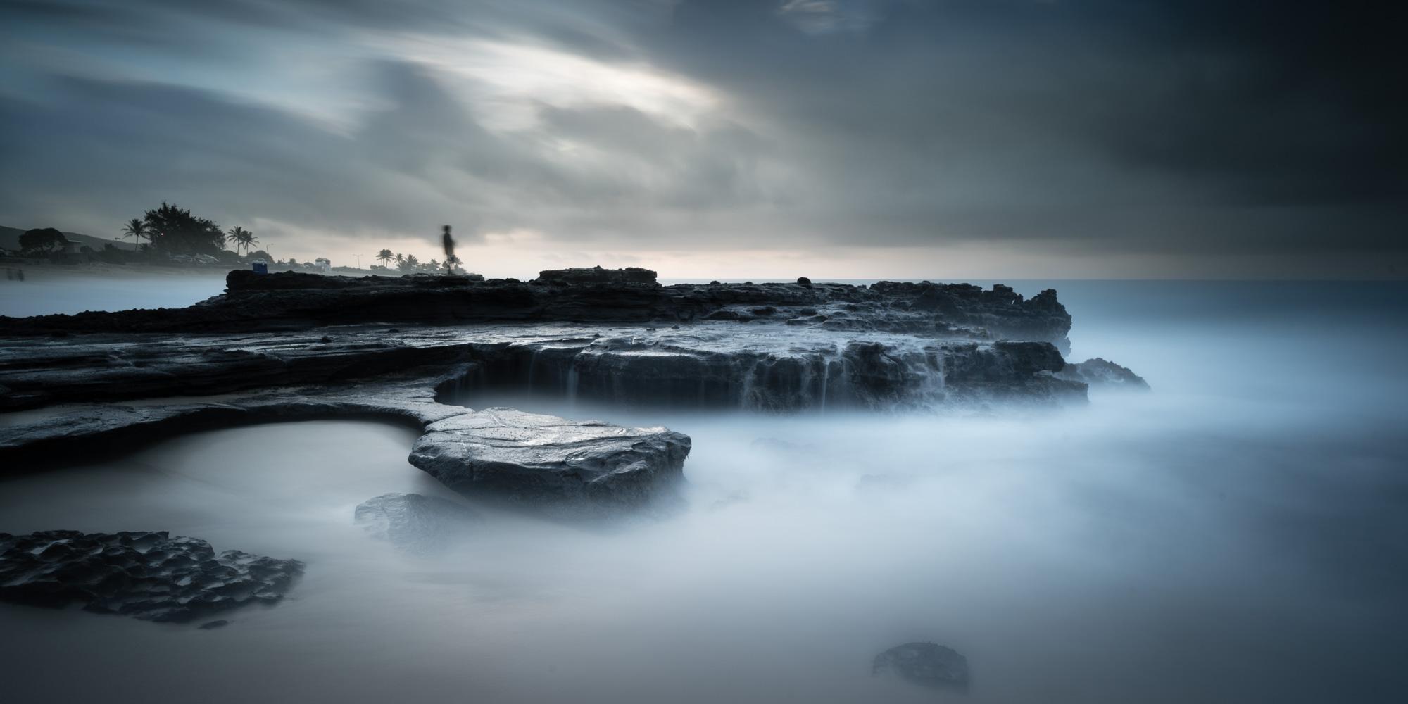 Sandy Beach Park Lee Filter Big Stopper & 3 stop medium grad Sony A7S II |  181 sec. |  f/14|  ISO 50  |  Zeiss Batis 18mm  Edited in Lightroom CC 2015  Copyright 2016 Ryan Sakamoto, All rights reserved