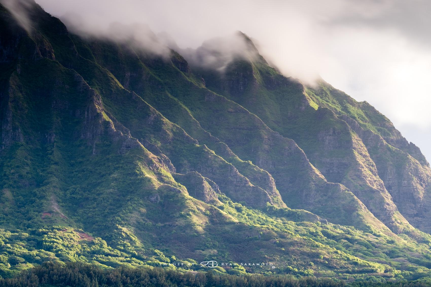 Sunrise at Waihole Beach,Honolulu, Hawaii  Fuji XT2  |  3 sec. |  f/10|  ISO 100  |    Fujinon XF100-400mm f/4.5-5.6 R LM OIS WR  Edited in Lightroom & Photoshop CC  Copyright 2017 Ryan Sakamoto, All rights reserved