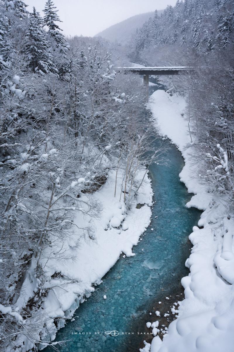 Shirahige Falls, Biei iMages by Ryan Sakamoto (www.ryansakamoto.com)