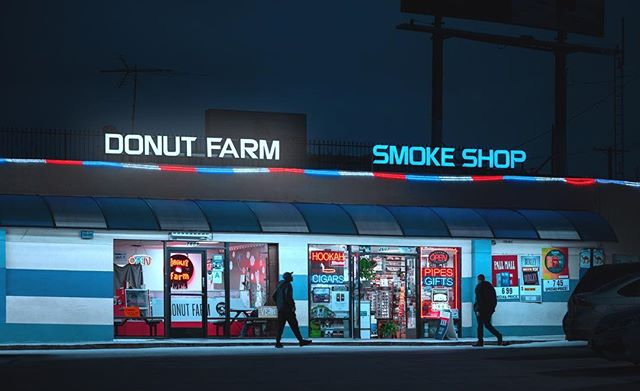 ▪️ DONUT FARM ❌ SMOKE SHOP