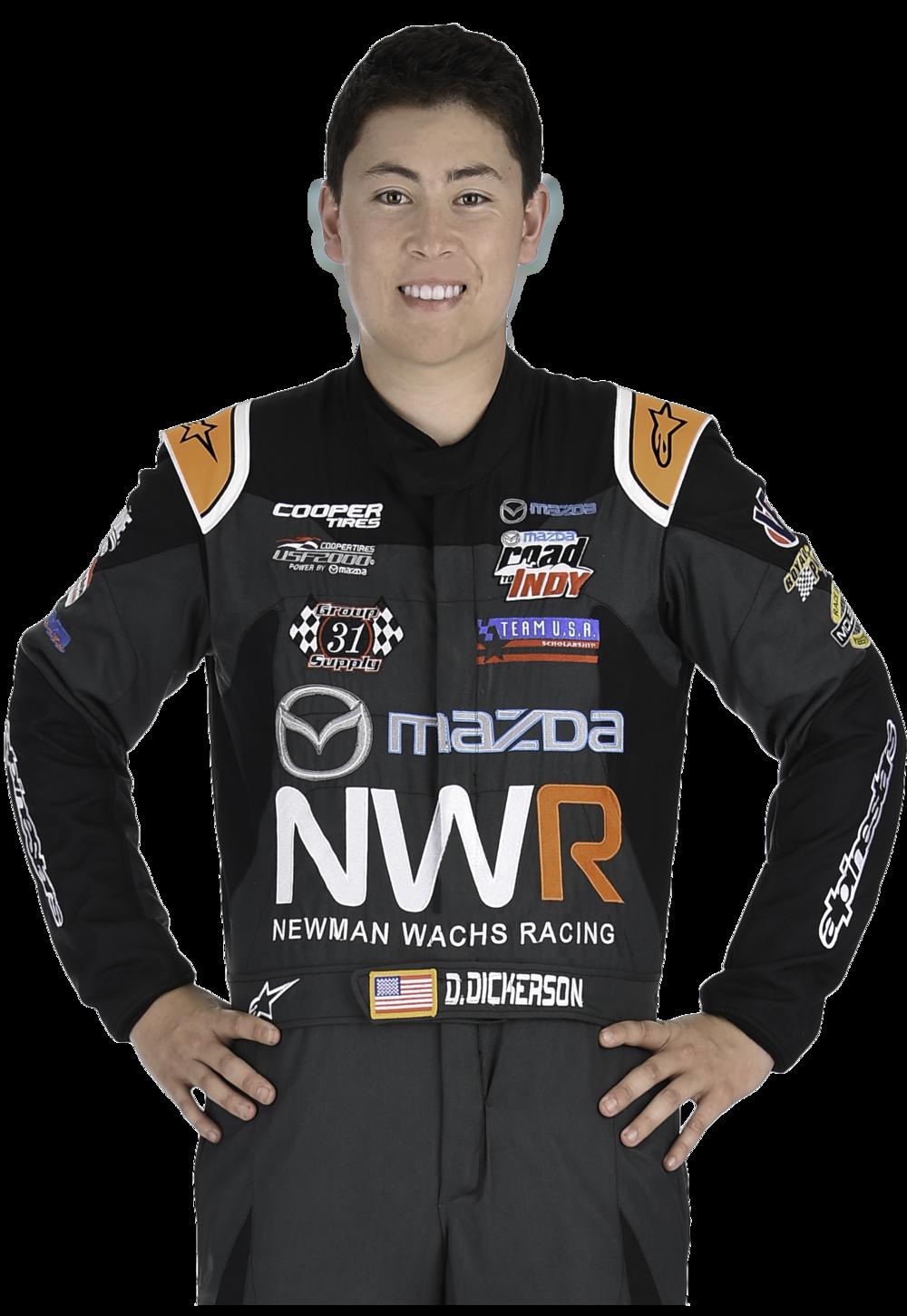 Blog Dakota Dickerson Racing