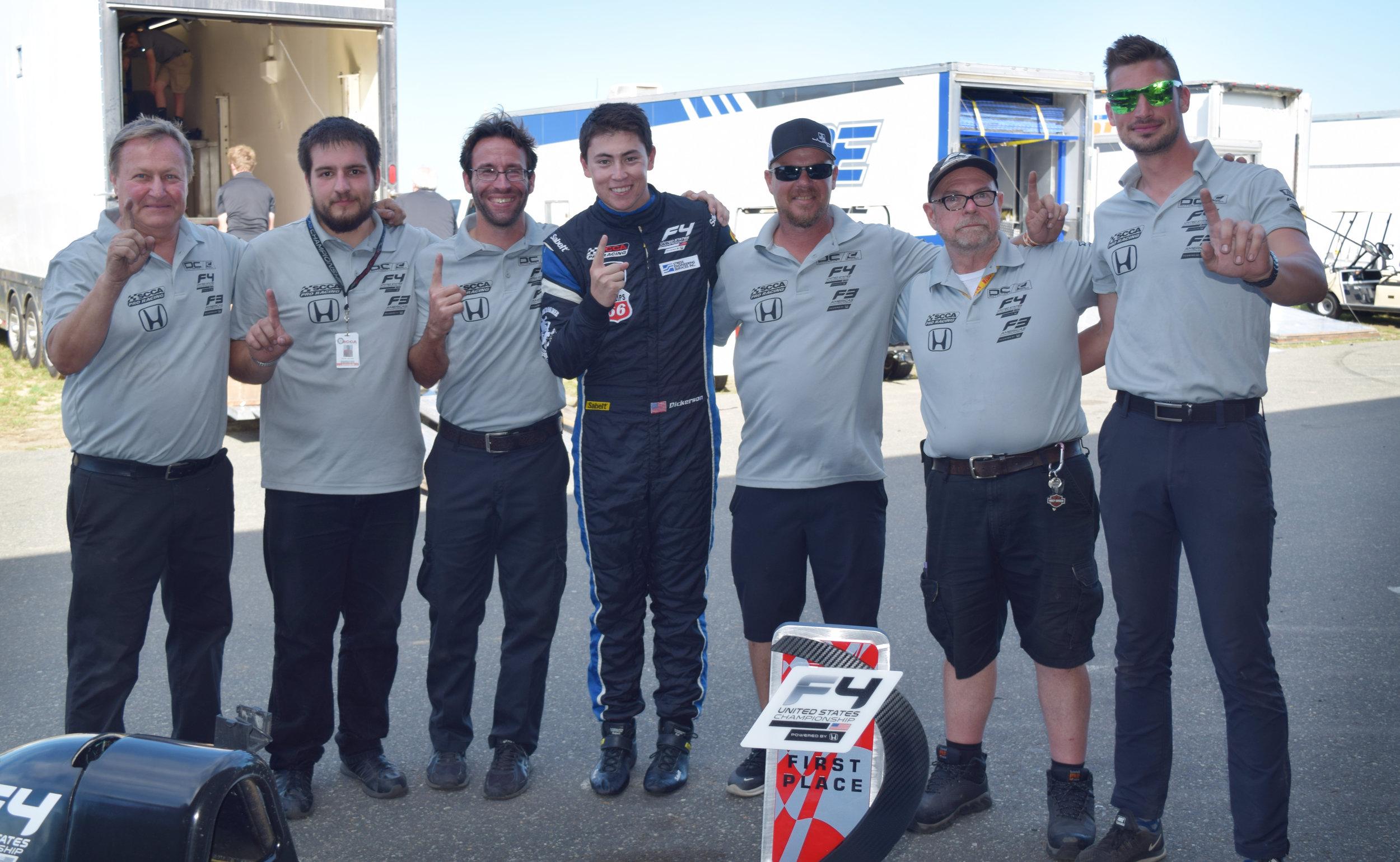 Photo: Dickerson Racing