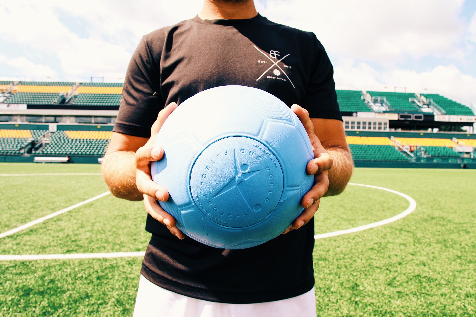 The One World Play Project Futbol