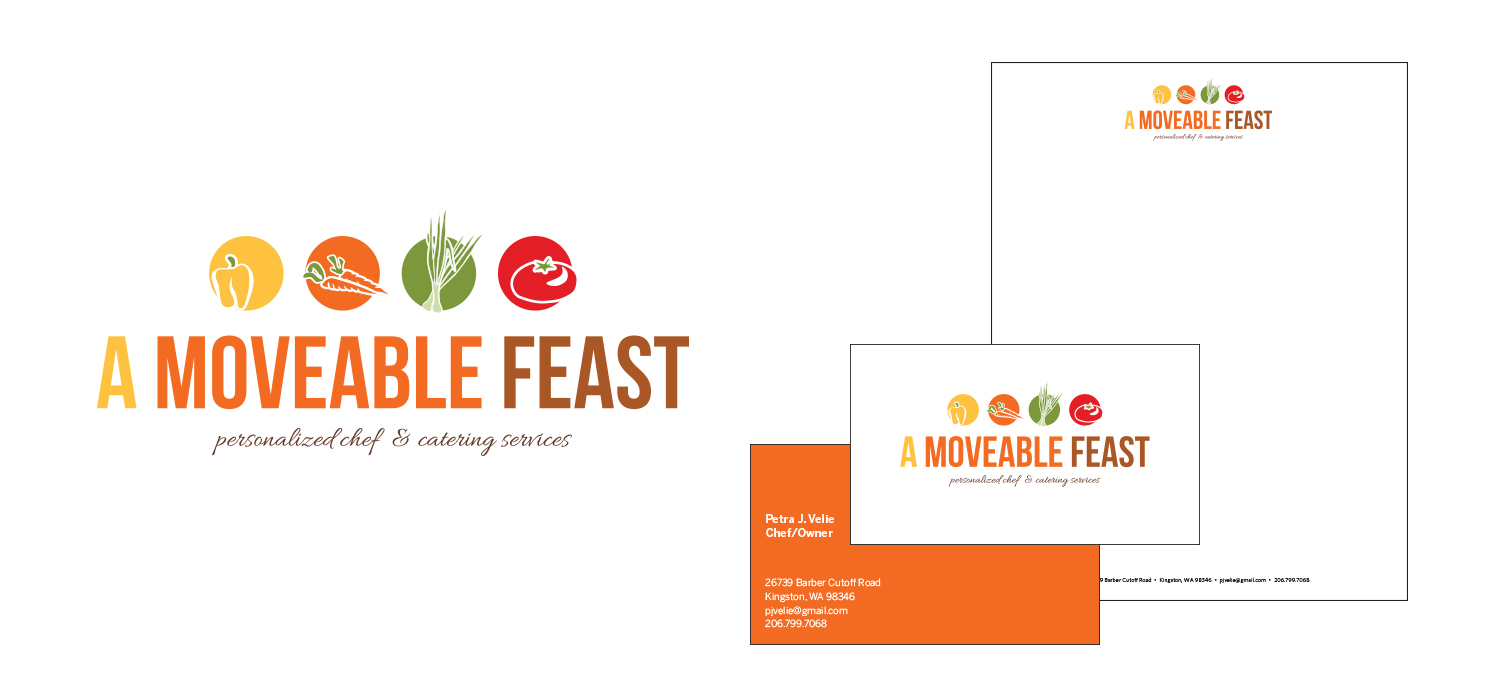 A MOVEABLE FEAST - Catering