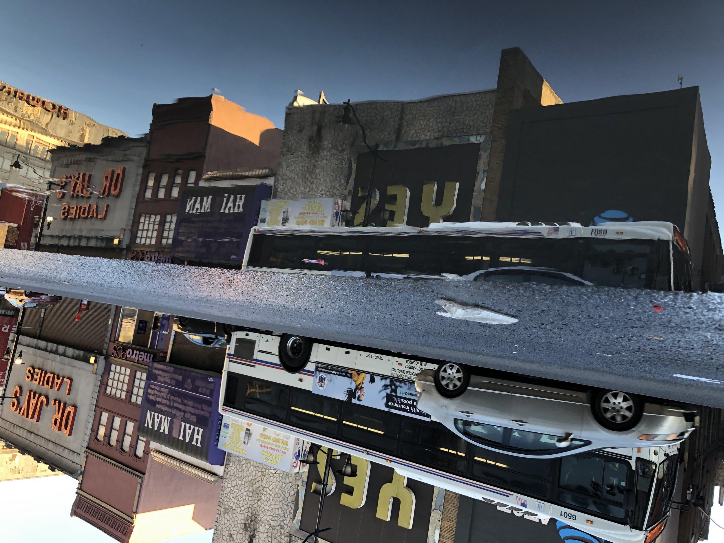 Downtown Newark, 2019