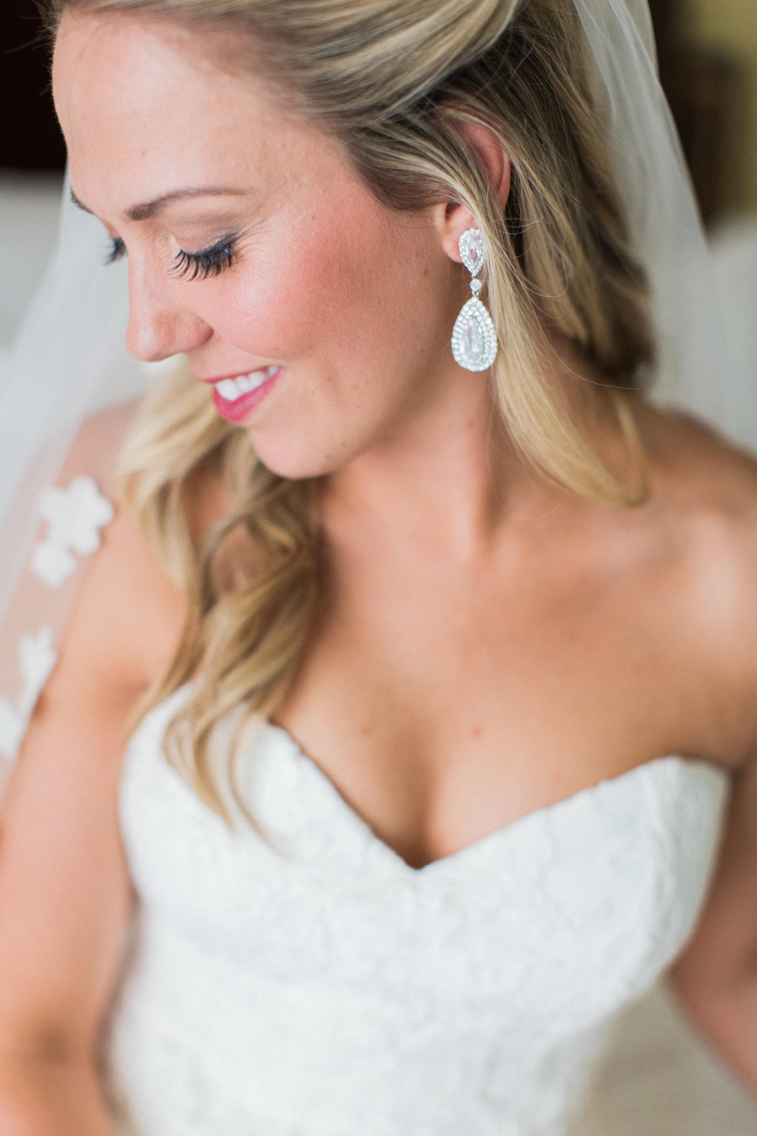 Katie featured on Washington Bride + Groom  Bride of Emine with Modern Bridal Studio
