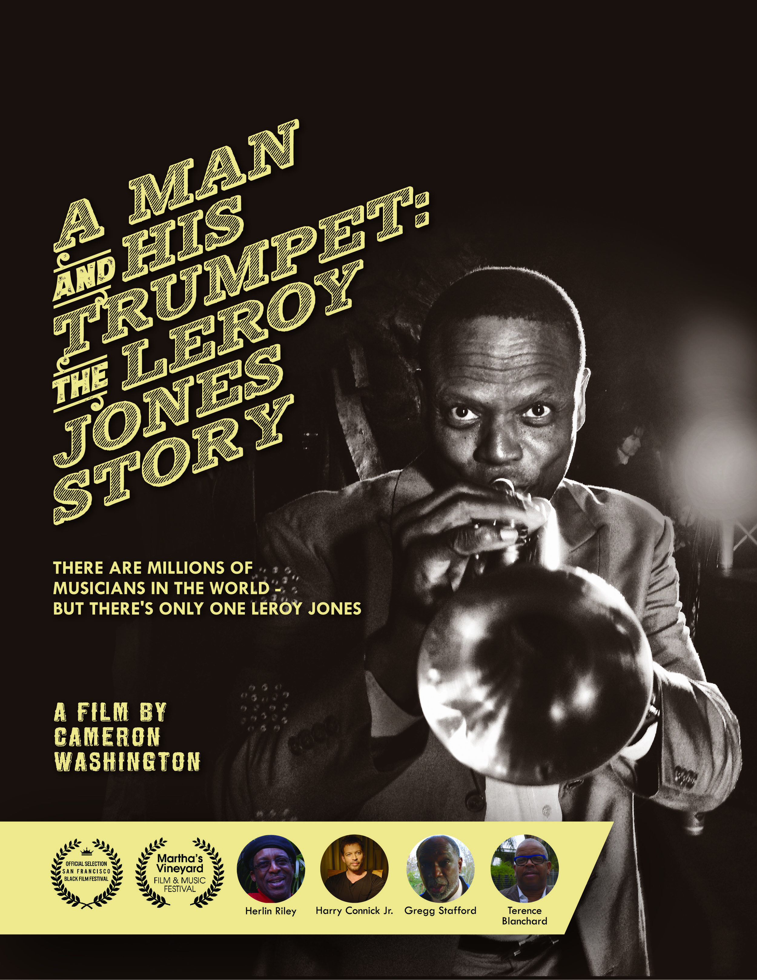 Leroy Jones poster