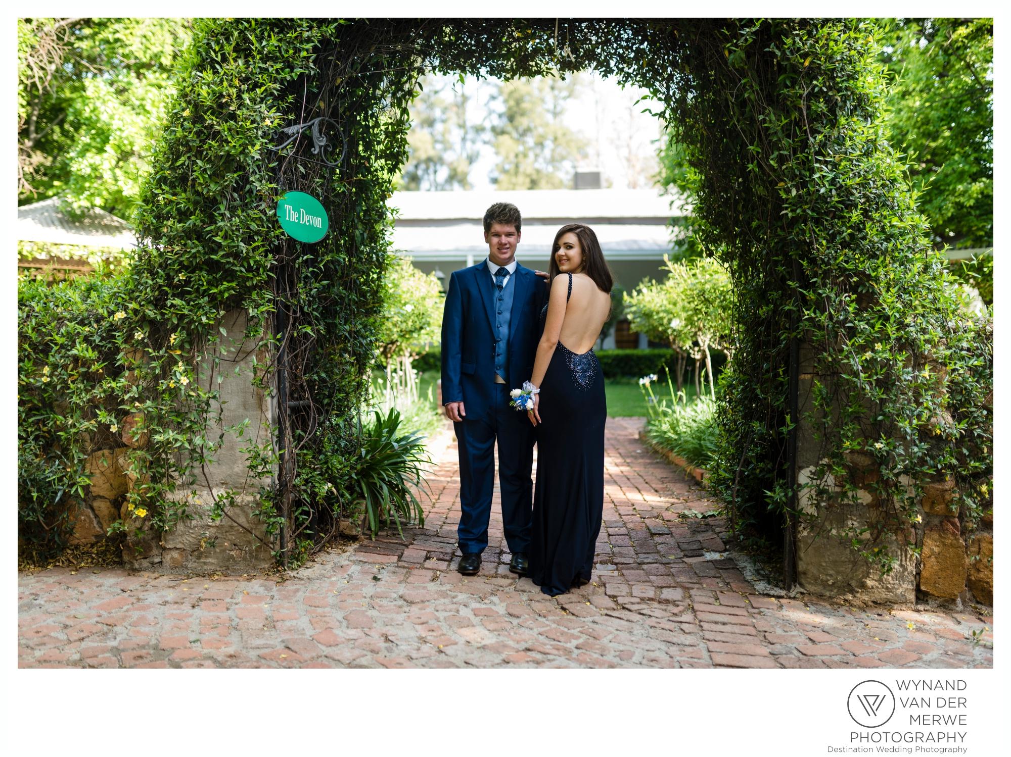 Kalinka & Dylan's Matric Farewell Hertford Country Hotel