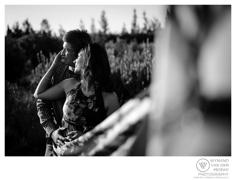 Tertius and Monique's beautiful engagement shoot at Harmonie Proteas