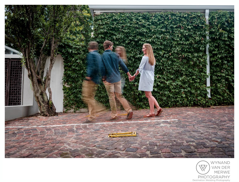 Dane & Ashleigh's Engagement shoot in Parkhurst