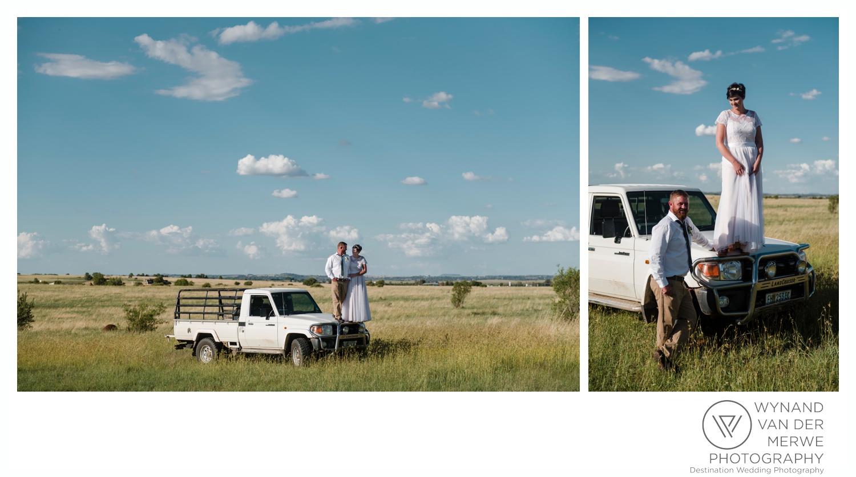 CJ & Carina's Beautiful Bloemfontein Wedding